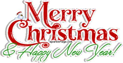 merry christmas  happy  year  clipart gif