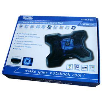 vztec big fan usb cooler pad hitam vztec big fan usb cooler pad vz nc2171 black jakartanotebook