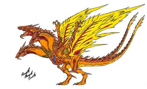 Xeno Kaiser Draco By Dino Master On Deviantart