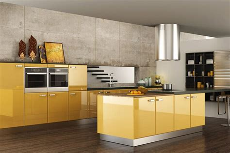 Acrylic Cabinet by Acrylic Modern Kitchen Cabinet In Kitchen Cabinets From
