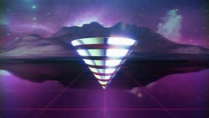 Grid Retro 4d Animated Cinema Create Tutorial