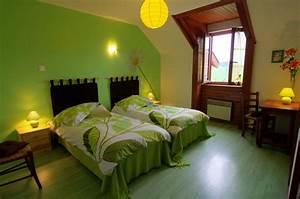Chambre Wenge Et Vert - Maison Design - Afsoc.us