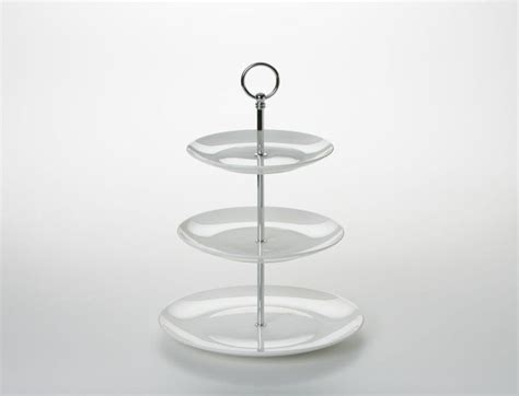 Maxwell & Williams 3 Laags Etagere Cashmere Round