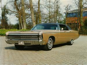 mercedes newport 1969 chrysler crown imperial information and photos
