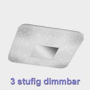 Led Lampe Sternenhimmel : led sternenhimmel deckenbeleuchtung dimmbar ~ Frokenaadalensverden.com Haus und Dekorationen