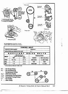 I Am Working On A 1985 Toyota Corolla With A 4alc Engine