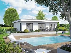 Fertighaus Bungalow Modern : fertighaus bungalow new design v vario haus fertigteilh user ~ Sanjose-hotels-ca.com Haus und Dekorationen
