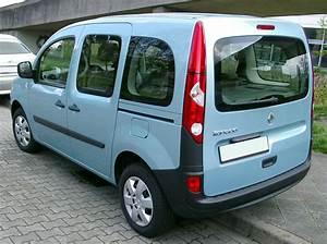 Renault Kangoo : file renault kangoo rear wikimedia commons ~ Gottalentnigeria.com Avis de Voitures