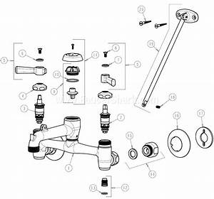 Chicago Faucet Parts Diagram