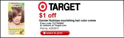 nutrisse hair color coupon garnier nutrisse haircolor coupon 2 00 1 use at walmart