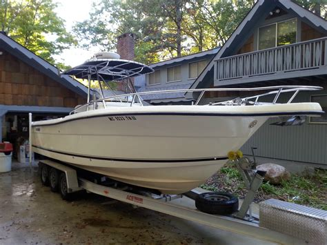 Pursuit Boats Center Console by 2006 Pursuit 2670 Center Console 56k The Hull