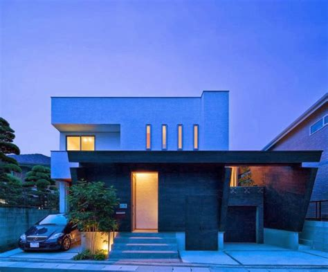 rumah kecil minimalis inspirasi hunian jepang desain