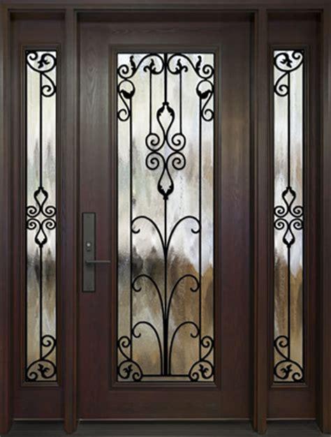 wrought iron doors northview windows  doors