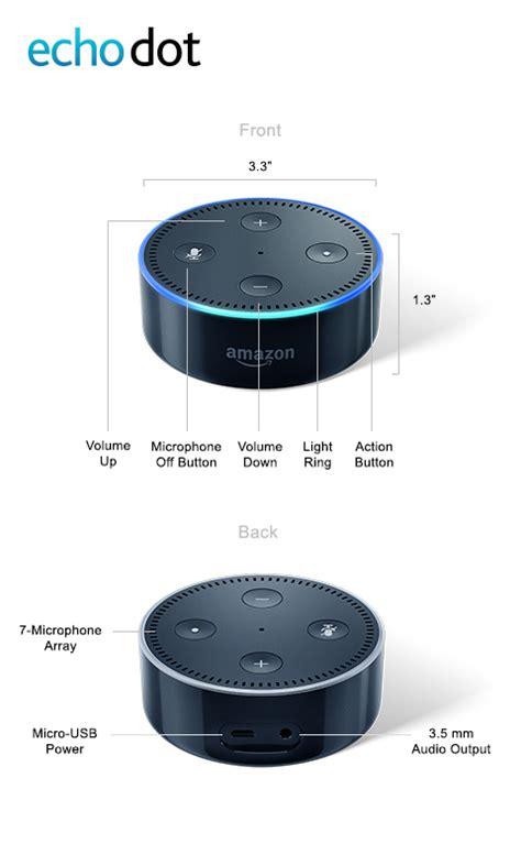 Amazon.com: Certified Refurbished Echo Dot (2nd Generation