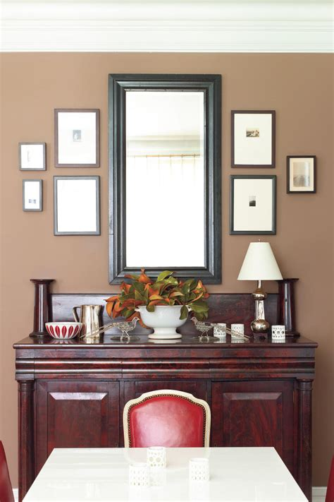 Dining Room Sideboard Buffet by Decorating A Dining Room Buffet Southern Living