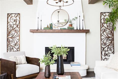 25 Gorgeous Fireplace Mantel Decorating Ideas That'll Keep