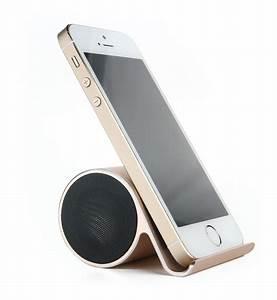 Lautsprecher Mit Bluetooth : metall bluetooth lautsprecher mit telefonhalter pw 009607 promotionway ~ Orissabook.com Haus und Dekorationen