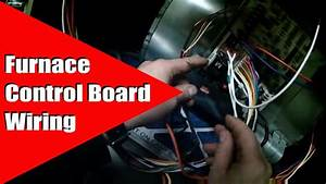 Hvac Furnace Control Board Wiring