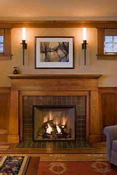 bungalow fireplaces images   craftsman