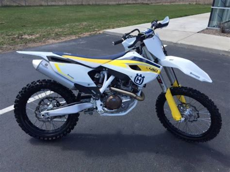 Husqvarna Fc 450 Picture by 2015 Husqvarna Fc 450 Motorcycle From Appleton Wi Today