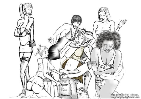 Castration Drawings 4 Pics Xhamster