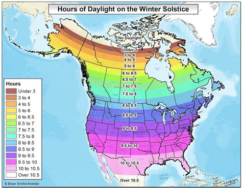 winter solstice shortest day