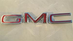 mouldings trim for sale page 427 of find or sell With gmc grill letters