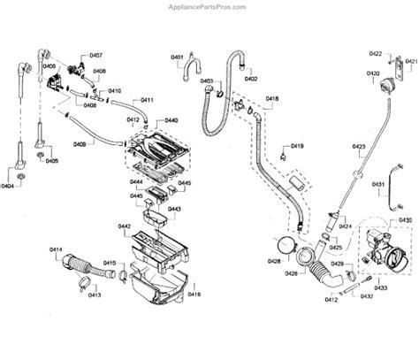 parts  bosch wfvcuc pump dispenser parts