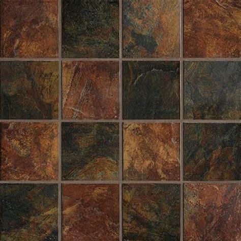 glazed ceramic imperial slate flooring