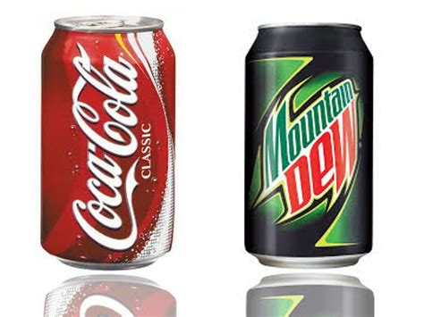 Why Do Soft Drinks Like Coca-cola And Mountain Dew Contain
