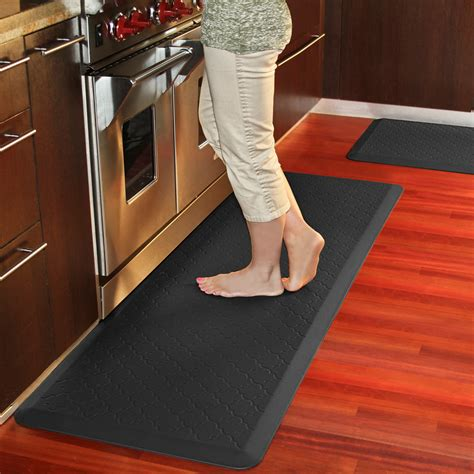 kitchen mat sets kitchen gel kitchen mats for comfort creating the