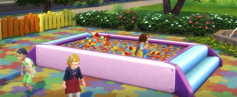 loved the toddlers stuff pack, but the texture of ball pit ...