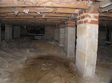 Peinture Pour Salle De Bain Anti Humidité by Crawlspace Repair In Kansas City Pro Foundation