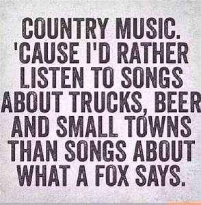 Funny Quotes About Country Music. QuotesGram