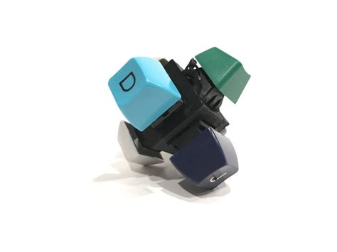 mechanical keys fidget toys