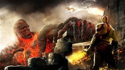 God War Wallpapers Desktop Games Pc Background