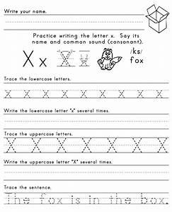 Letter-X-Worksheet-1 | Letters of the Alphabet | Pinterest ...