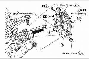 2003 Ford Explorer Parking Brake Adjustment