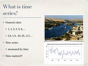 introduction to financial time series analysis with R โดย ...