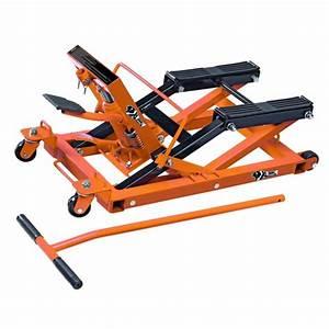 Cric Hydraulique Pas Cher : cric hydraulique moto et quad bikes racks feu vert ~ Dailycaller-alerts.com Idées de Décoration