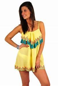 robes elegantes robe d39ete de plage pas cher With robe d été pas cher
