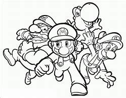 Hd Wallpapers Coloriage Mario Bros A Imprimer Wallpaper Hd