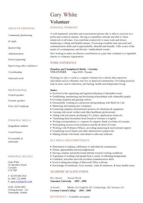 how to write volunteer work on resume 28 images volunteer work on resume ingyenoltoztetosjatekok com