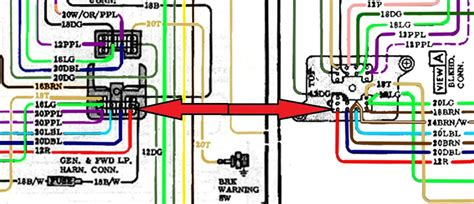 Color Wiring Diagram Finished The 1947 Present Chevrolet Gmc by Color Wiring Diagram Finished Page 11 The 1947