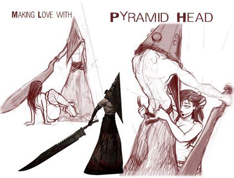 Mlwshm Sketch Pyramid Head
