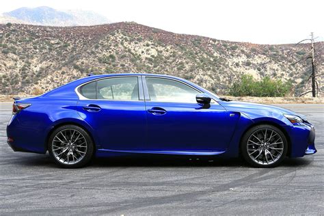 2018 Lexus Gs F Review Digital Trends