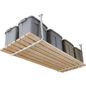 Hyloft Ceiling Storage Canada by 25 Best Ideas About Overhead Storage On Diy