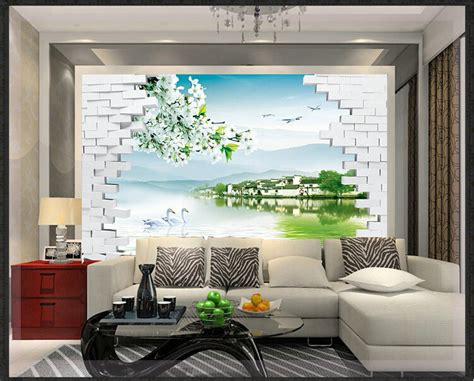 These 3d wall decoration are attractive and fit well with any interior. Interior Wall Art :: 2D 3D 4D Wall Art Painting Designs