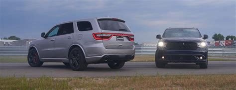 Royal Gate Dodge Columbia by 2019 Dodge Durango Model Differences In Columbia Il