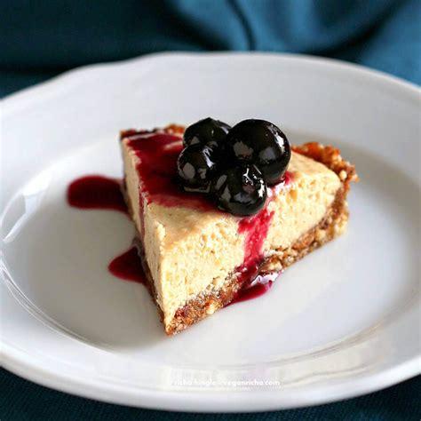 vegan cheesecake recipes   tonight peta